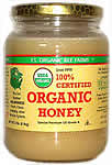 Fresh Raw Honey - 2 lbs.